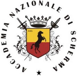 Logo Associazione Nazionale di Scherma